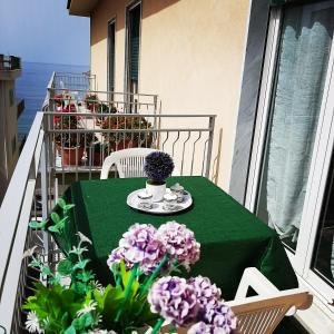 A balcony or terrace at Il Soffione Home