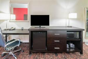 A television and/or entertainment center at La Quinta by Wyndham Elk City