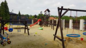 Children's play area at Hotel U Jelena