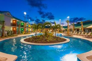 The swimming pool at or near Beachside Hotel and Suites