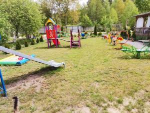 Детская игровая зона в Агроусадьба Крупка