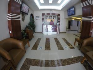 O saguão ou recepção de فندق النهضة Al Nahda Hotel