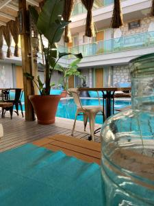 The swimming pool at or near Brera Alacati - Special Category