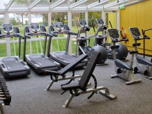 The fitness center and/or fitness facilities at Hull Humber View Hotel, BW Signature Collection