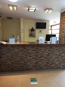 The lobby or reception area at Hotel & Spa Las Taguas