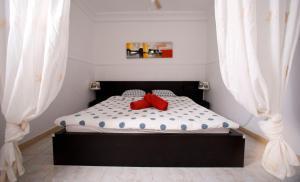 Cama o camas de una habitación en Costa del Silencio Apartment