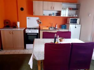 Кухня или мини-кухня в Apartment Irena