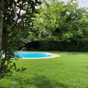 The swimming pool at or near Horta dos Cedros