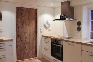 Cucina o angolo cottura di Å Rorbuer