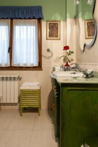 Un baño de Alojamiento Bernabales