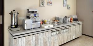 Kuchnia lub aneks kuchenny w obiekcie Willa Petrus
