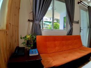 Гостиная зона в Sweet Home Resort & Spa