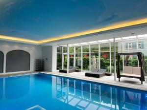 The swimming pool at or near Harz Hotel & Spa Seela