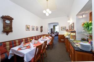 Ресторан / где поесть в Boutique Hotel 16