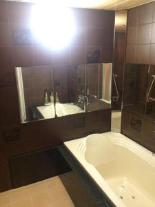 A bathroom at Himeji Baby Kiss (Adult Only)