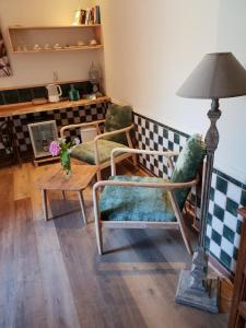 Zona de estar de Villas D. Dinis - Charming Residence (adults only)