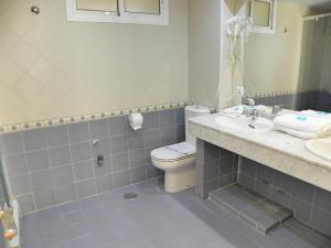 Un baño de JSM Apartamentos