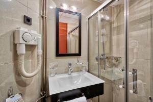 Ванная комната в Hotel Bosna AD