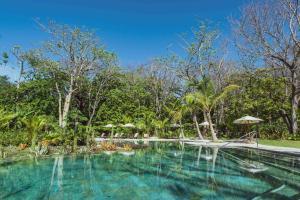 The swimming pool at or near Hotel Nantipa - A Tico Beach Experience