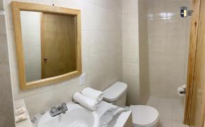 Un baño de Hotel Real GDL