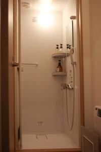 A bathroom at THE STAY WAKKANAI