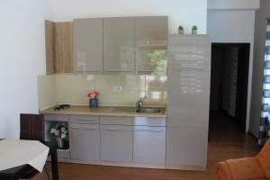 A kitchen or kitchenette at Apartments Kimm