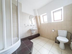 Kúpeľňa v ubytovaní Penzion Atlas