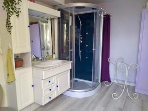La petite maison normande衛浴