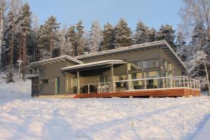 Villa Jolla зимой