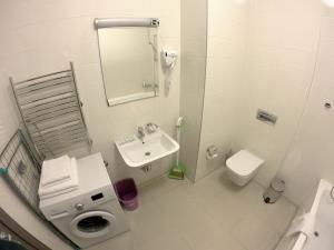 Ванная комната в Апартаменты на Парусной 19