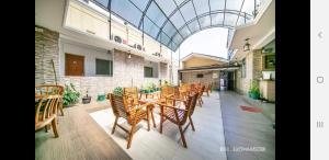 Balcon ou terrasse dans l'établissement Charlton Kandy City Rest