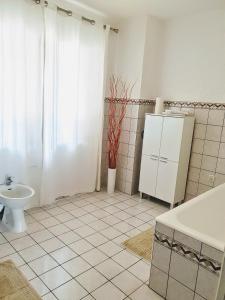 A bathroom at Villa Beba - Apartments