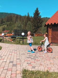 Дети в Karpatskyi Maetok