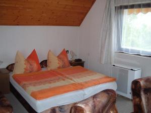 Postel nebo postele na pokoji v ubytování Apartman Hévíz Holiday