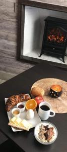 Frukostalternativ för gäster på CarlstadCity Hostel