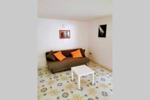 A seating area at Casa Vacanze Creuza de ma, Salerno centro