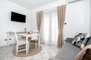 Телевизор и/или развлекательный центр в Apartments Anamarija