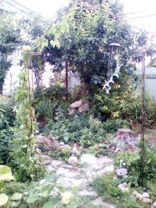 Сад в Holiday home Irina