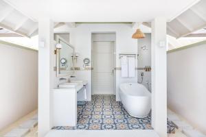 Ванная комната в Sun Siyam Olhuveli