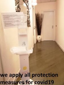 Ванная комната в Relais At Via Veneto