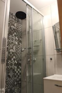 A bathroom at Willa Pod Zielonym Wierchem