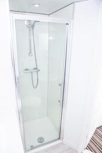 A bathroom at The Retreat