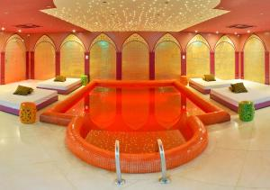 The swimming pool at or near DPNY Beach Hotel & SPA