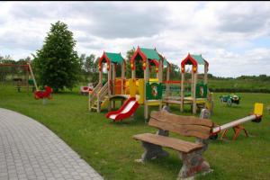 Children's play area at Garden