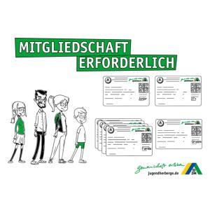 The floor plan of DJH Jugendherberge Schöneck/Vogtl.