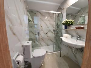 Ένα μπάνιο στο Dolfin