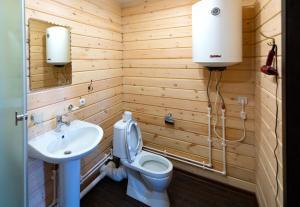 A bathroom at Shamanka