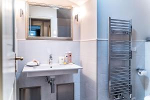 Koupelna v ubytování Appia Hotel Residences