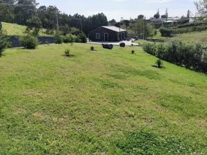Um jardim no exterior de Quinta de São José