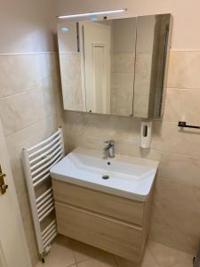 Kúpeľňa v ubytovaní Guesthouse Veranda